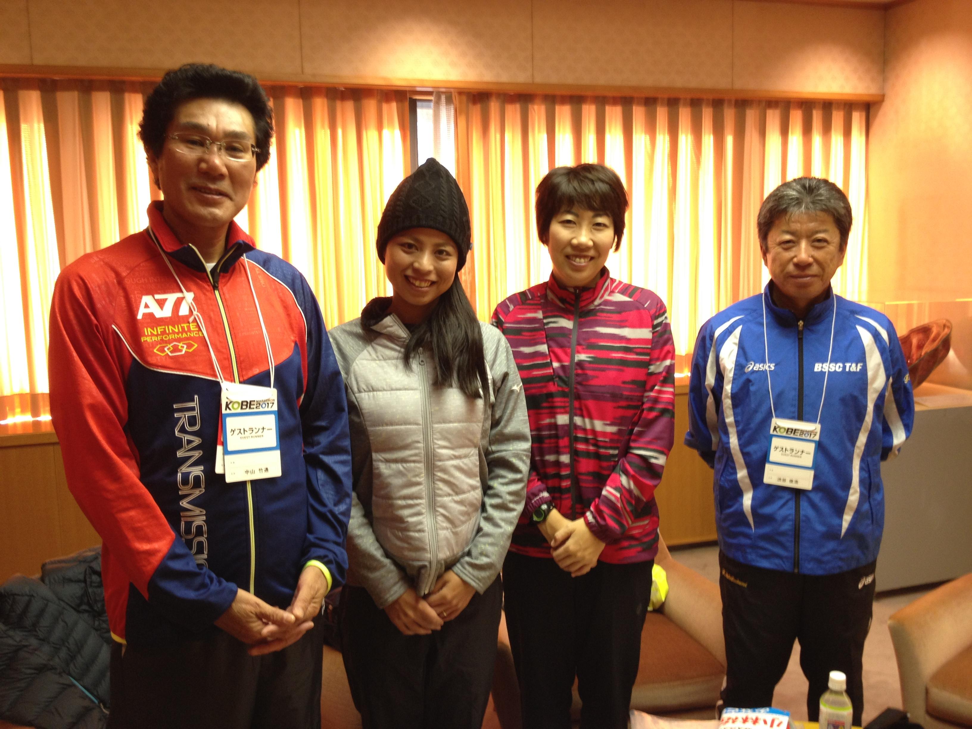 第7回神戸マラソン|-BLOG- 小林...